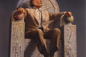 Deux maîtres, deux visions, une inspiration : Isaac Asimov et Philip K. Dick