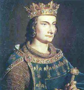 Les Rois Maudits - Maurice Druon dans Le Trône de Fer / A Song of Ice and Fire philippe_le_bel-282x300