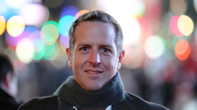Portrait Hugh Howey