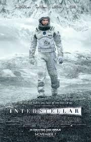 Affiche Interstellar