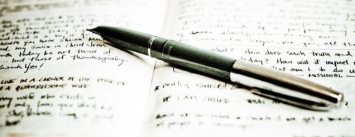 Point d'étape n°16 : retour à l'écriture