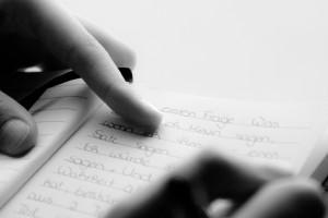 Peut-on apprendre à écrire ?